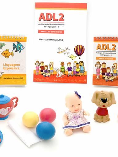 ADL 2 - Avaliação do desenvolvimento da Linguagem