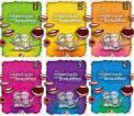 Novo Alfabetização com as Boquinhas (6 vols.)