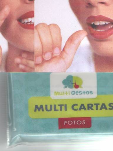 Multigestos - Multi cartas - fotos