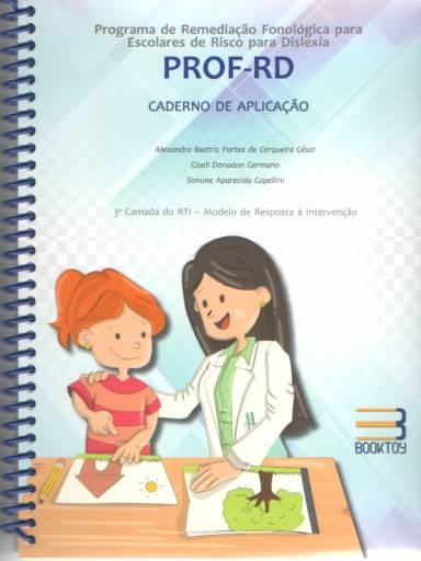PROF-RD - Programa de Remediação Fonológica para Escolares