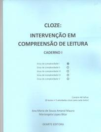 Cloze: Intervenção em compreensão de leitura