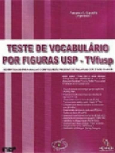 Teste de Vocabulário por Figuras USP - Tvfusp