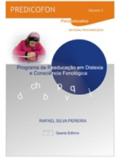 PREDICOFON - Programa de Reeducação em Dislexia e Consciência Fonológica